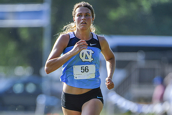 PAN AM HOPEFUL: Lizzy Whelan, who graduated from Branksome Hall in 2011, is working hard at the University of North Carolina in order to make it to the Pan Am Games in Toronto.