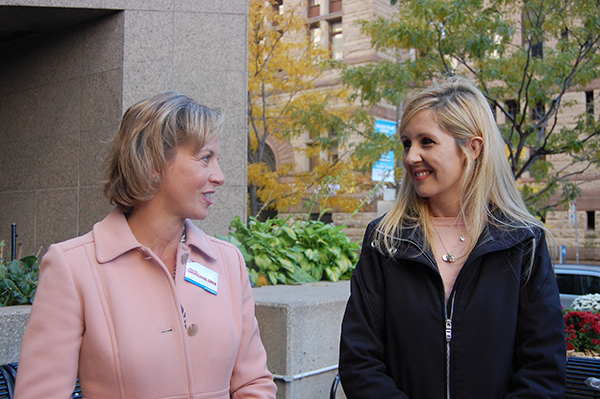Karen Stintz endorses Christin Carmichael Greb