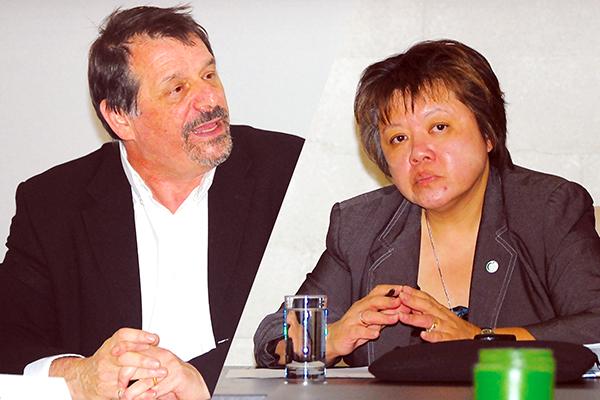 Howard Goodman, Donna Quan
