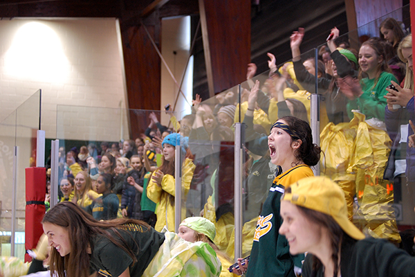 Jubilant fans celebrate Havergal win