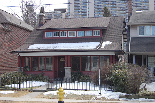 Sherwood Avenue home to be replaced