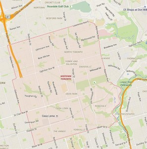 ALL TOGETHER NOW: Google designates this large area 'Midtown,' though many residents would disagree.