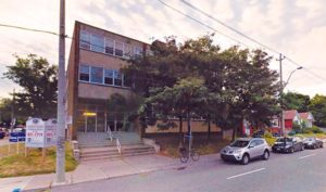 Block of buildings to be replaced by Bayview development