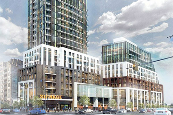 Sunnybrook Plaza development plan