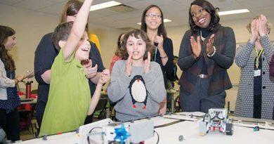 HB First Robotics Program