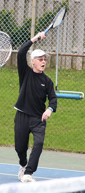 Tennis Day in Canada at Bennington Heights