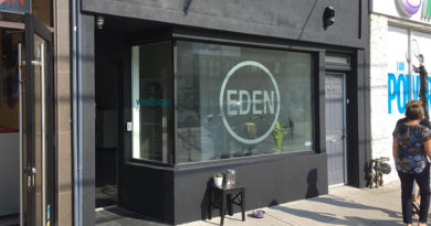 Bayview pot shop reopened