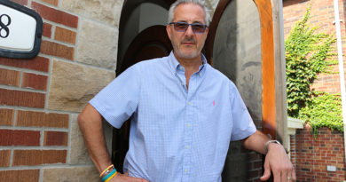 Rocca victim of extortion attempt