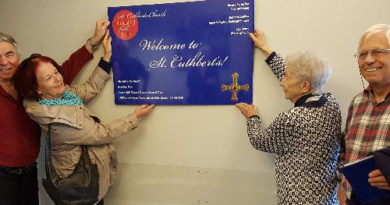 New Probus Club banner