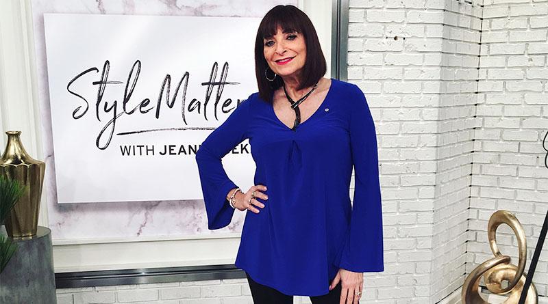 Jeanne Beker is ready for Toronto Fashion Week