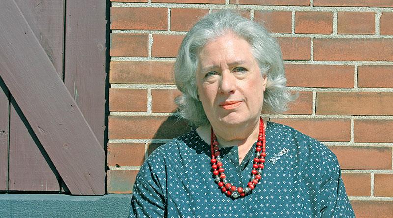 Carol Burtin Fripp honoured for local activism