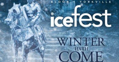 icefest poster