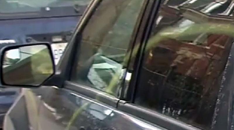 Arrests for car vandalism