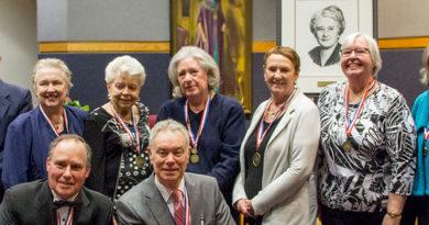 Burtin Fripp among award recipients