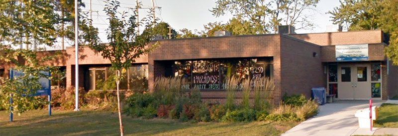 Flemingdon Community Centre houses Playground Paradise
