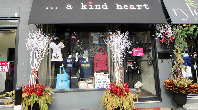A Kind Heart front