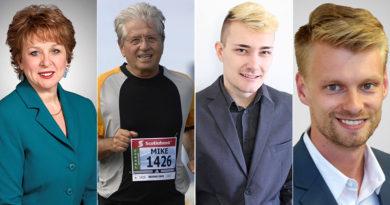 Eglinton-Lawrence candidates