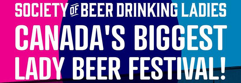 beer drinking ladies fest