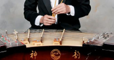 Chinese dulcimer