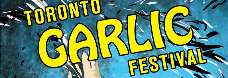 Toronto's eighth annual garlic festival at Artscape ...