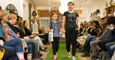 Right Side boutique fashion show