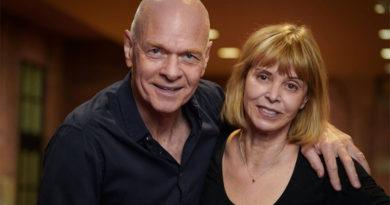 Barbara Gowdy and Whitney Smith