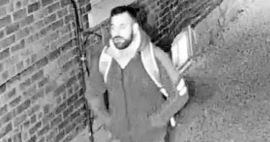 Man sought for sexual assault