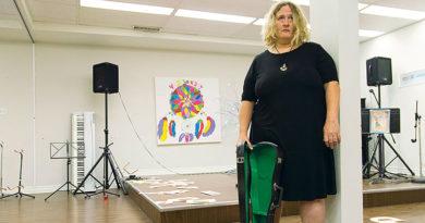 Sarah Patrick at Cabbagetown Community Arts Centre