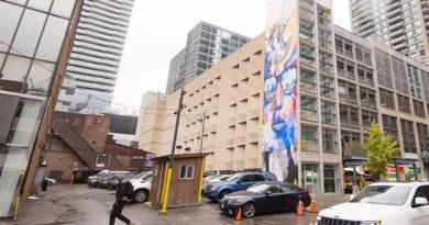 Mural on Charles Street