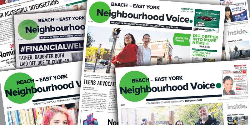 Neighbourhood Voice papers