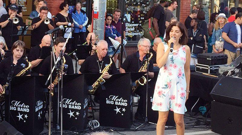 Beaches Jazz Fest scene 2018