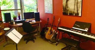 Yellow Dog music studio