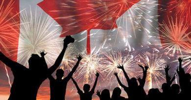 Canada Day header