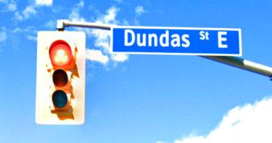 Dundas sign
