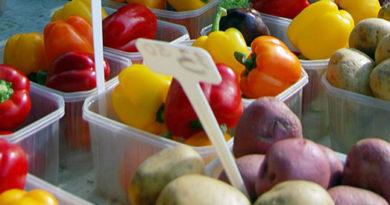 farmer's market header