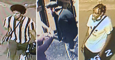 Images of suspects in stabbing near Roehampton shelter