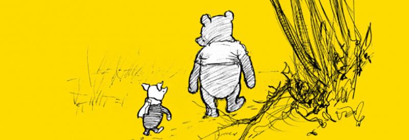 Winnie the Pooh header