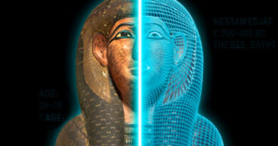 Egyptian Mummies header