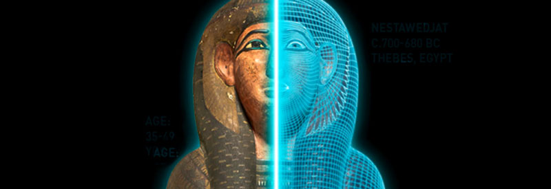 Egyptian Mummies header