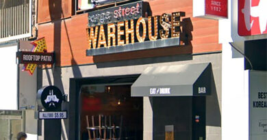 Yonge Street Warehouse on google