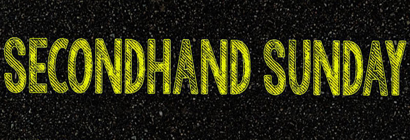 Secondhand Sunday header