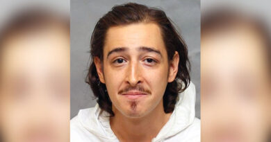 Man arrested in Eglinton-Allen area