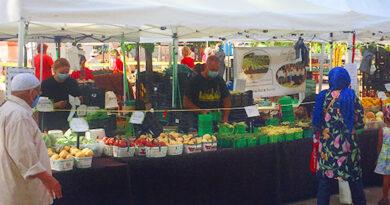 East York Farmer's Market header