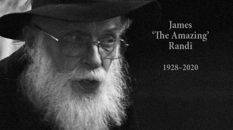 James Randi in 2012