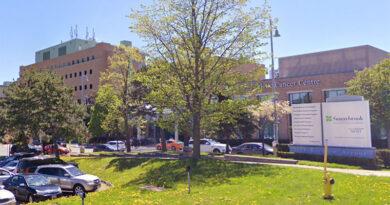 Sunnybrook site of outbreak