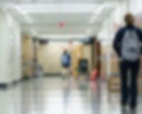 school hallway thumbnail