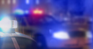 police investigate fall through skylight