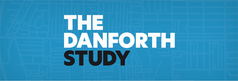 Danforth Study header