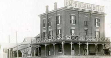 Empringham Hotel 1903