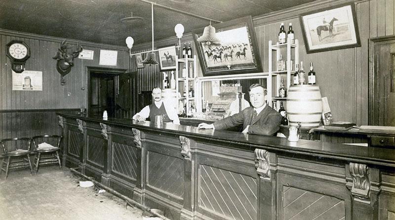 Empringham bar